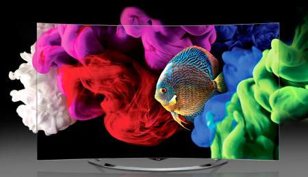 LG 4k Color Prime TV